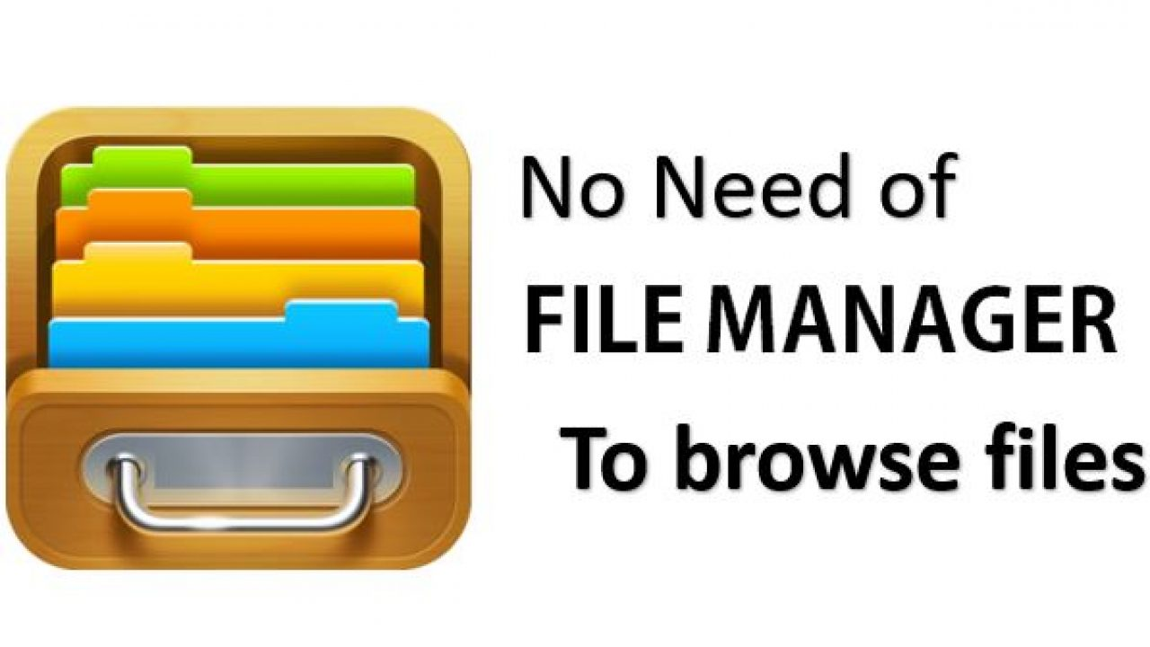 How to access SD card files on Android without any file