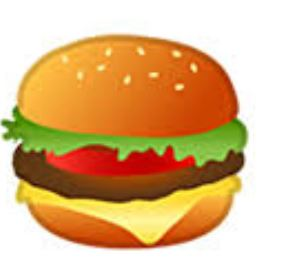 cheeseburger emoji'