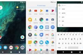 missing stock Android UI features