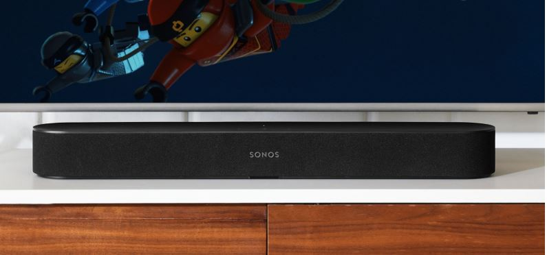 new compact home theatre speaker Sonos Beam