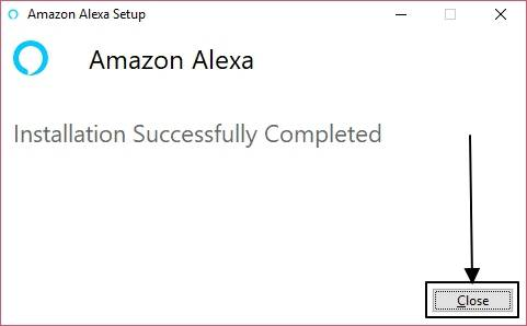 Alexa on Microsoft Windows