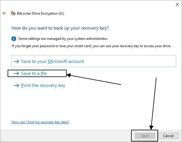 flash drive encryption