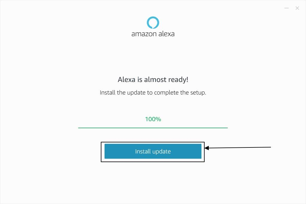 Amazon Alexa install on Windows 10