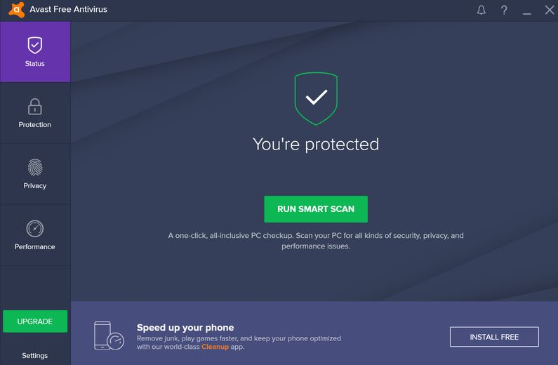 4 Best Free To Download Antivirus Software For Windows 10 8 7 Pc