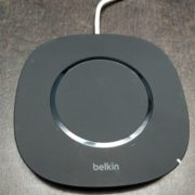 Belkin boost QI wireless charger
