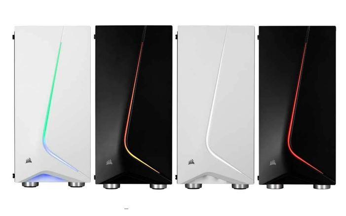 CORSAIR Carbide Series SPEC-06 RGB pC cases