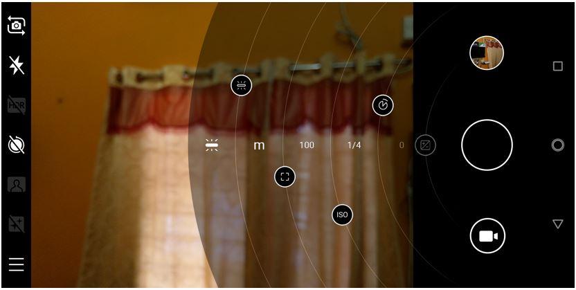 Camera app Nokia 7 Plus