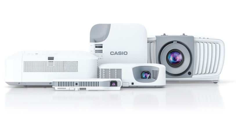 Casio launches LampFree Green Technology projectors