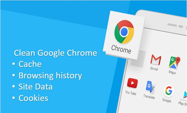 Clear cache in Google chrome browser for Windows, Android & Mac