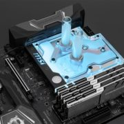 EK-FB MSI X470 M7 RGB for the MSI X470 Gaming M7 motherboard