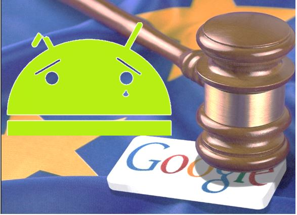 EU severely punished $5 billion to Google