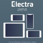 Electra 1.0.3 added iOS 11.4 jailbreak support for iPhone X 8 7