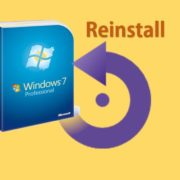 How to Reinstall Windows 7 from USB or CD