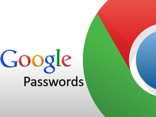 How to export your saved passwords from Chrome
