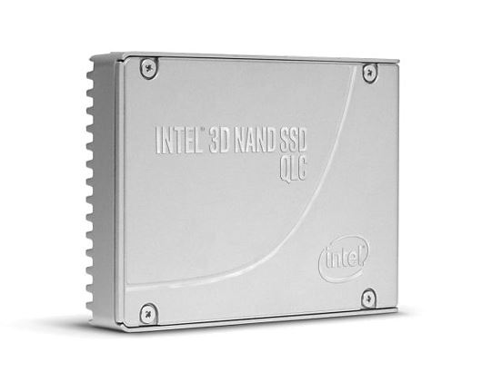 Intel NAND QLC SSD data centers D5 series