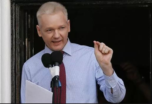 James Paul Assange