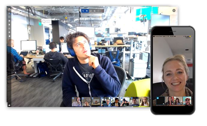 Jitsi open source video conferencing software