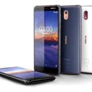 Nokia 3.1smartphone budget in India