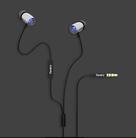 Roar Stereo Earphones (TOR 260)