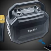 Toreto Launches Smash Bluetooth speaker