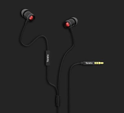 Toretoannounces the launch of Roar Stereo Earphones (TOR 260)
