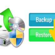 What is Backup and restore and its types