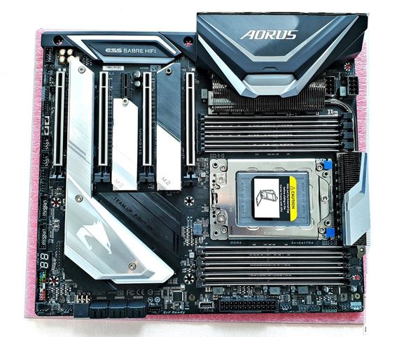 X399 AORUS XTREME Ryzen Threadripper motherboard