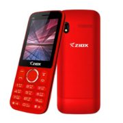 Ziox O2 feature mobile RED