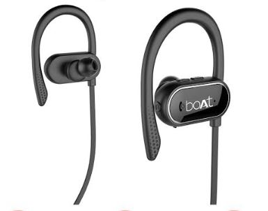 boAt Rockerz 265 Pedometer Wireless earphone sports