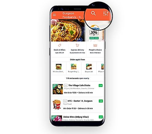 foodpanda Food Order Delivery