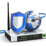 how to secure my Wifi router at home