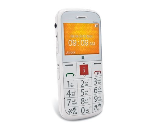 iBall Aasaan 4 phone