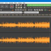 remove audio Background noise filter in Audacity