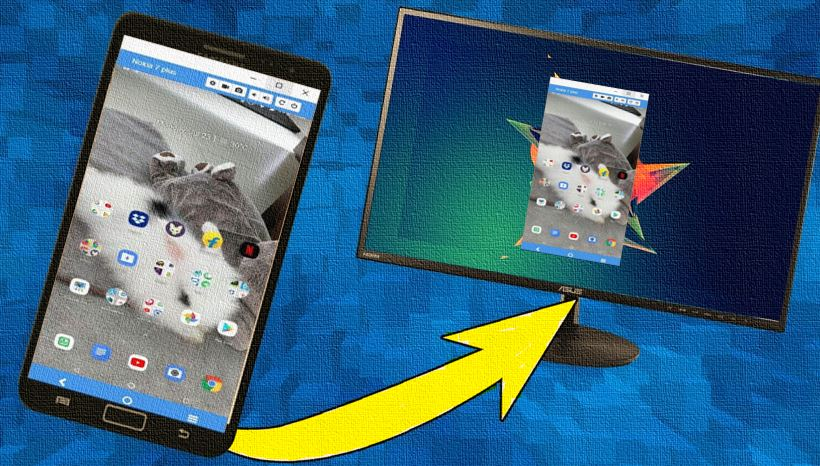 How to cast mobile screen to PC or smart TV without any dedicated