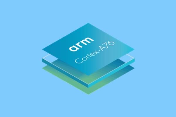 ARM cotrex A76