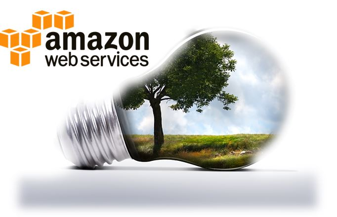 Amazon AWS consumes a lot of electricity but the government pays for electricity