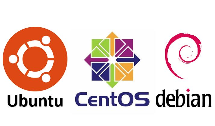 Comparision CentOS vs Debian vs Ubuntu