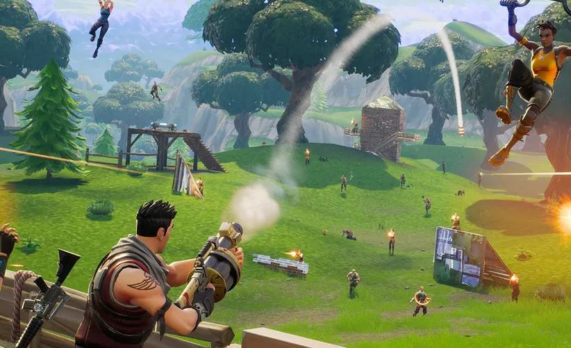 FortNite best battle royal game for android and iPhone