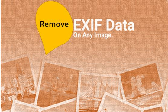 How to remove EXIF data from photos on Windows and Android