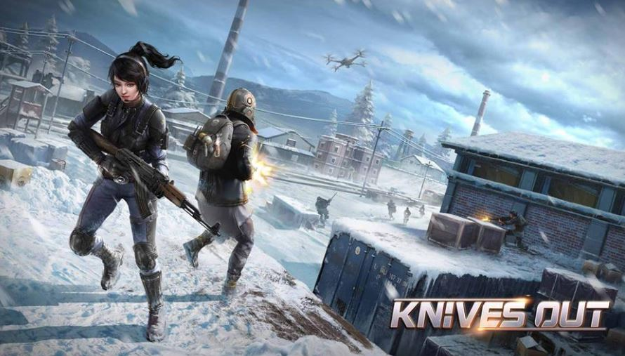 Kinves OUT- Best free Battle Royale game for Mobile