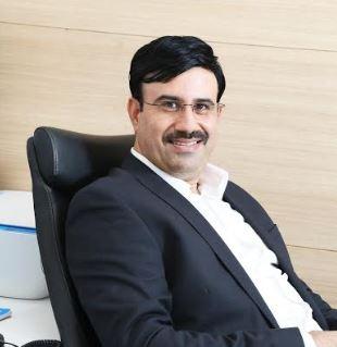 Mr.Deepak Kabu (CEO,Ziox Mobiles)