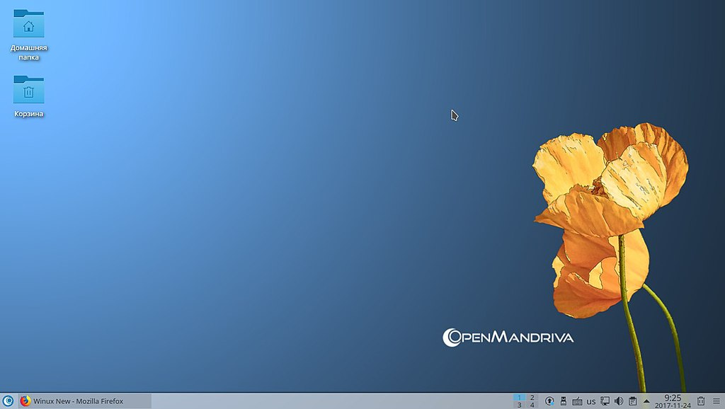 OpenMandriva 3.03