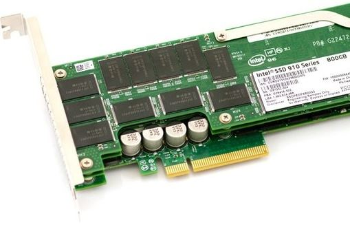 PCI-E SSD interface