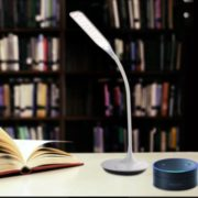 SYSKA LED WiFi enabled Smart Table Lamp compatible with Amazon Alexa
