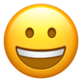 Happy emoji meaning