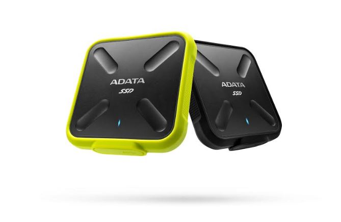 ADATA's SD700 portable SSD
