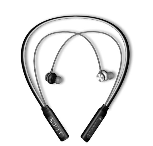 Boult Audio introduces Curve Neckband Wireless Bluetooth Magnetic Earphone with MIC