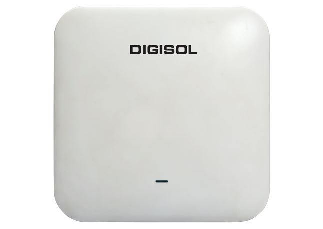 DIGISOL launches 300Mbps DG-WM2003SIE Ceiling Mount Access Point
