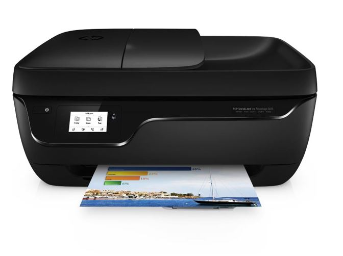 HP DeskJet Ink Advantage 3835 All-in-one Multi-function Printer