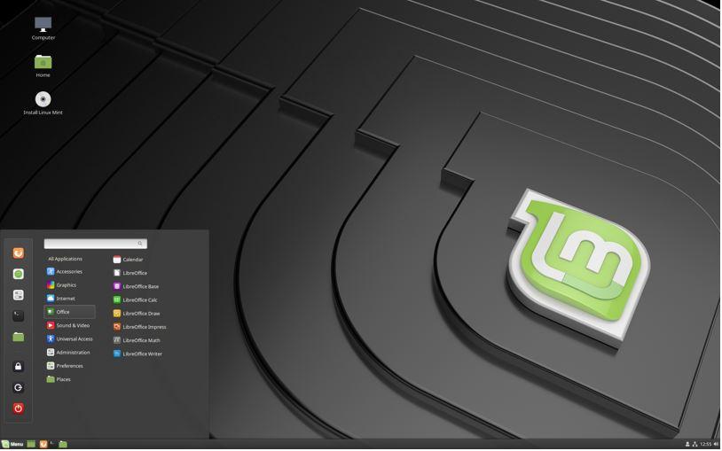 Linux Mint best Linux alternative for Windows interface